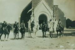 inauguation-église-chevaux